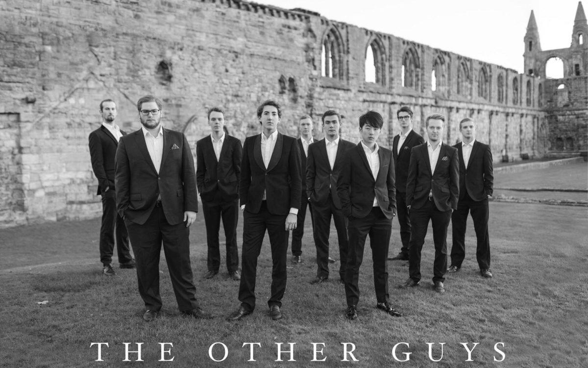 Meet St Andrews' Boys