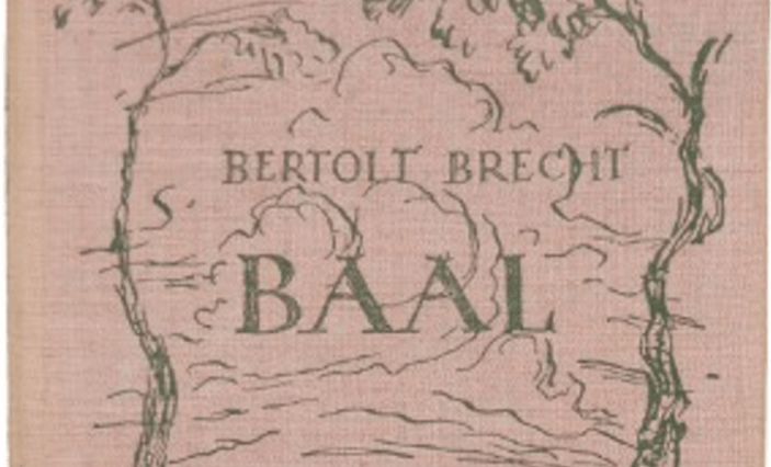 Review of Baal, a story of an anguished man