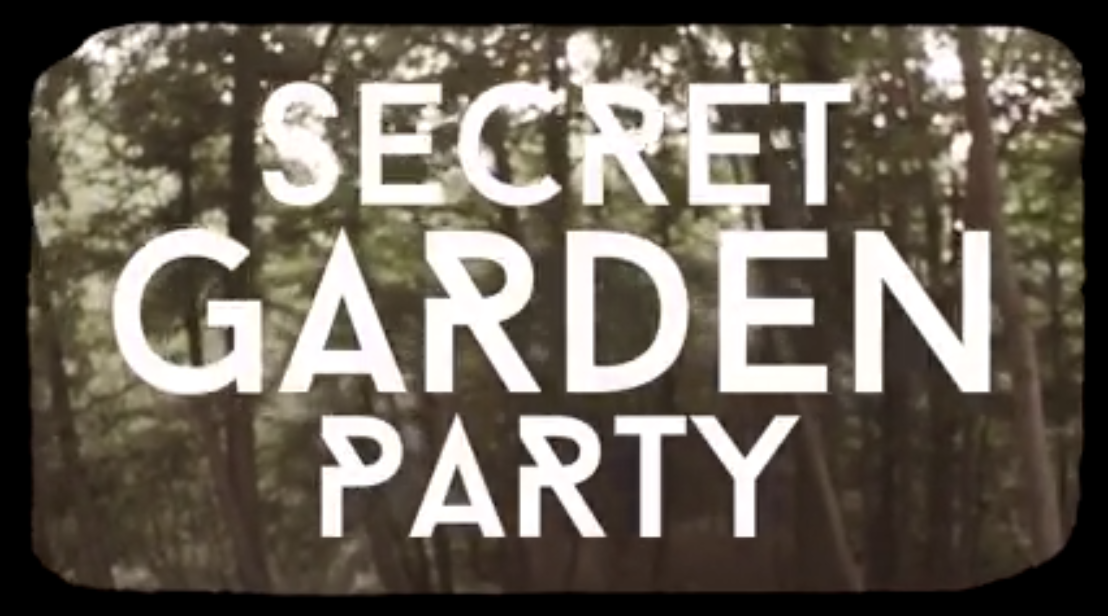 Lumsden Club: Secret Garden Party 2015 Promo