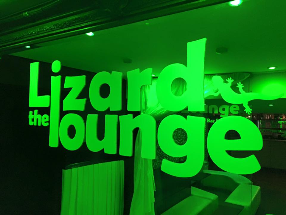 The Lizard Promises a Tuesday of Steamy, Slizardy Fun