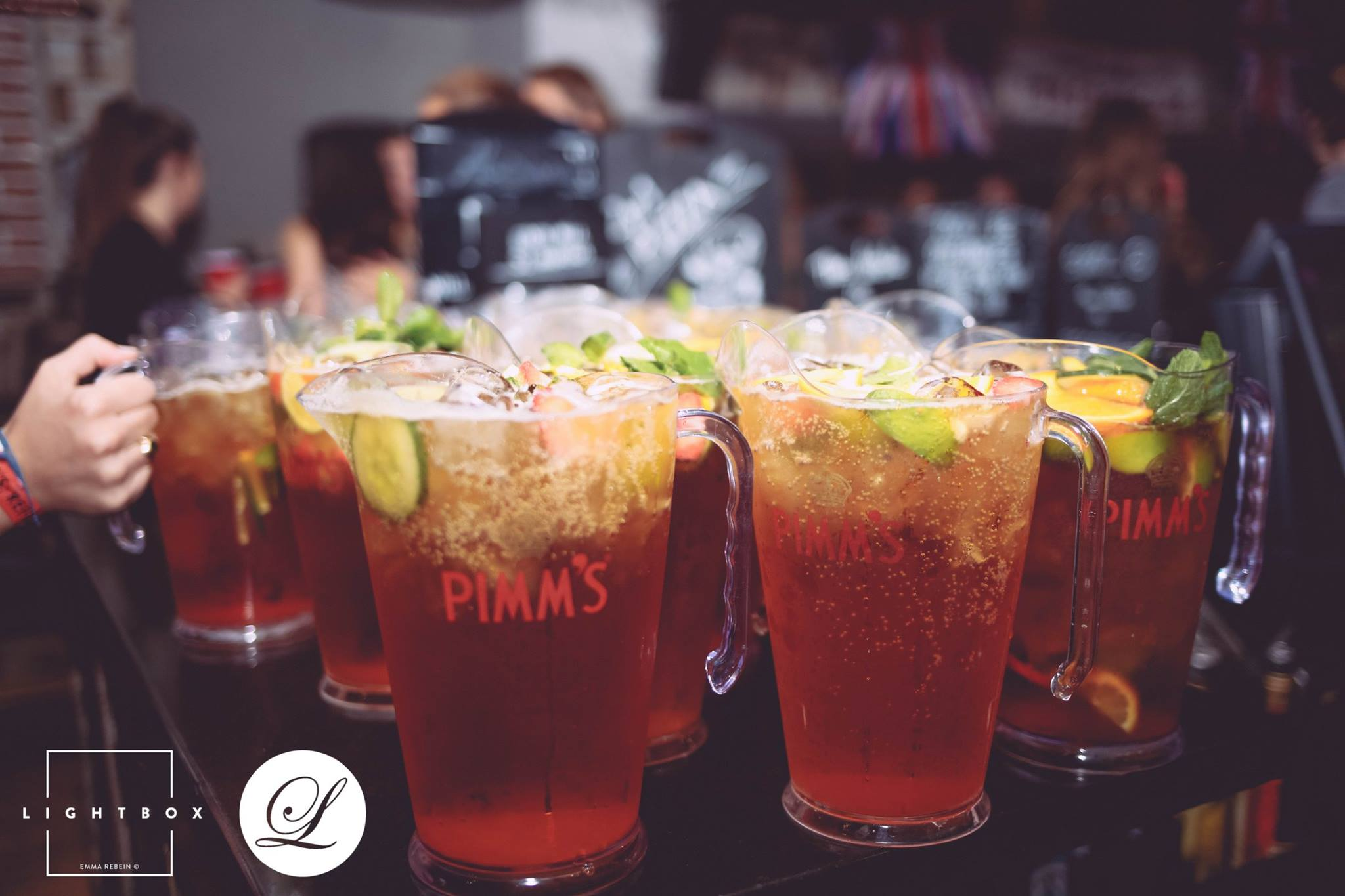 Lumsden Set to End the Summer With Plenty of Pimms