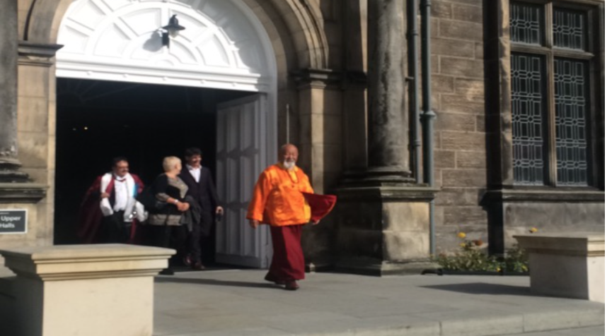 St Andrews Hosts Gathering of World's Religious Leaders