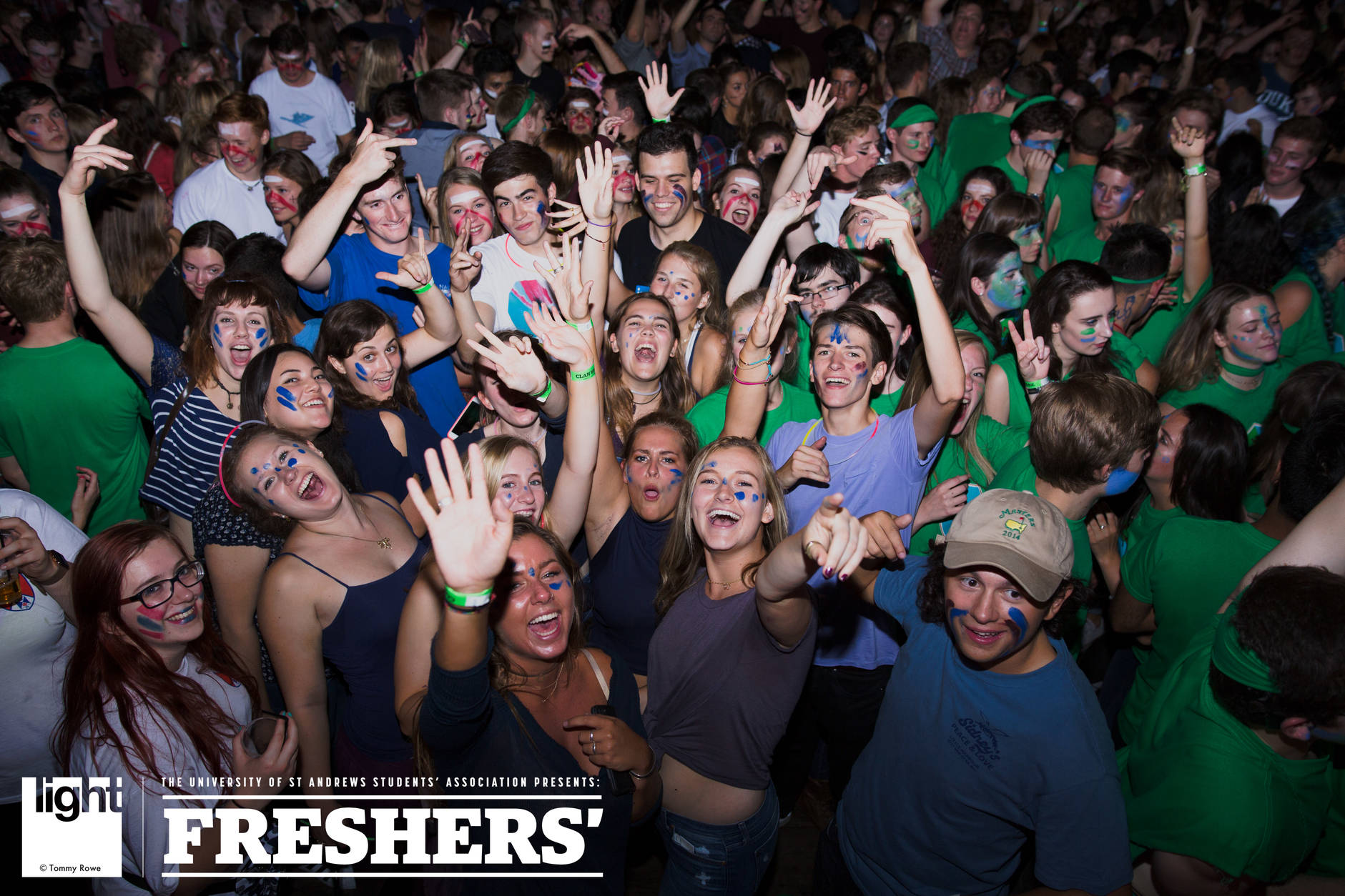 Top 5 Things To Do: Freshers Edition