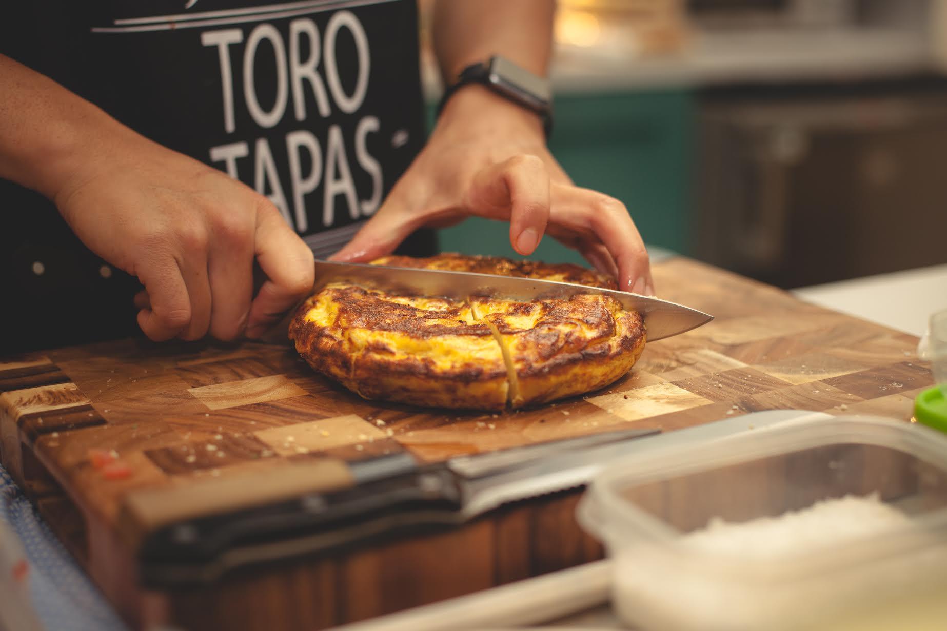 Toro Tapas Fills Our Stomachs