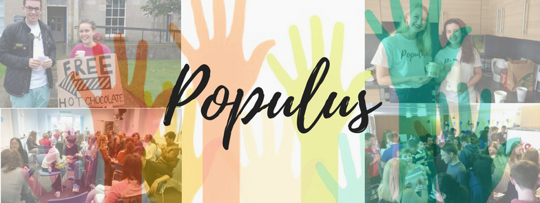 Populus Gives Something to the People