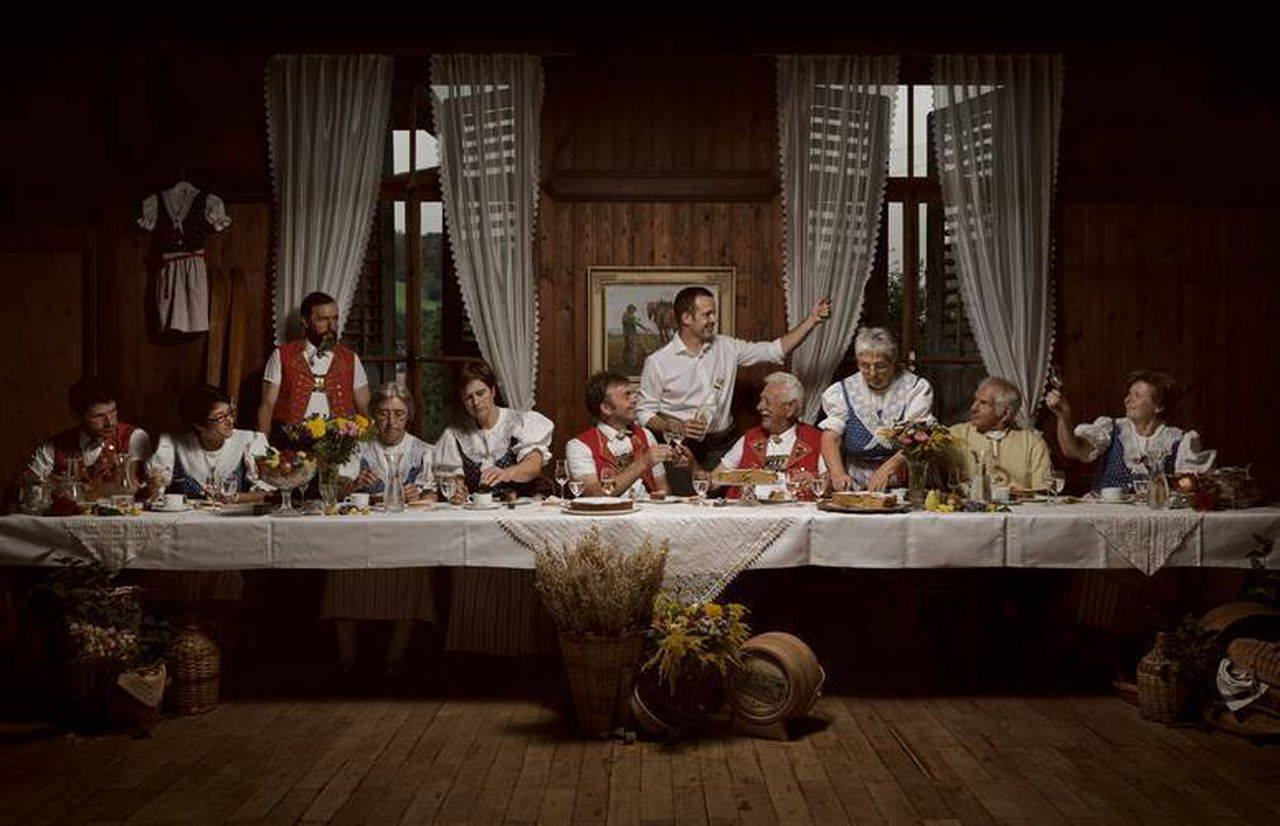 The Austrian Society Serves Up a Feast