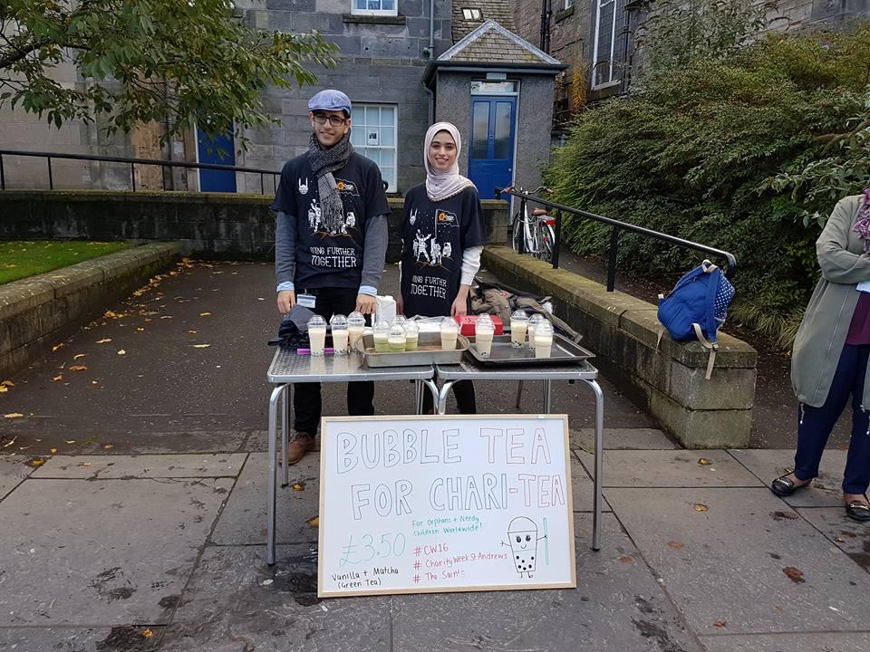 Charity Week: Living the Bucketing Life