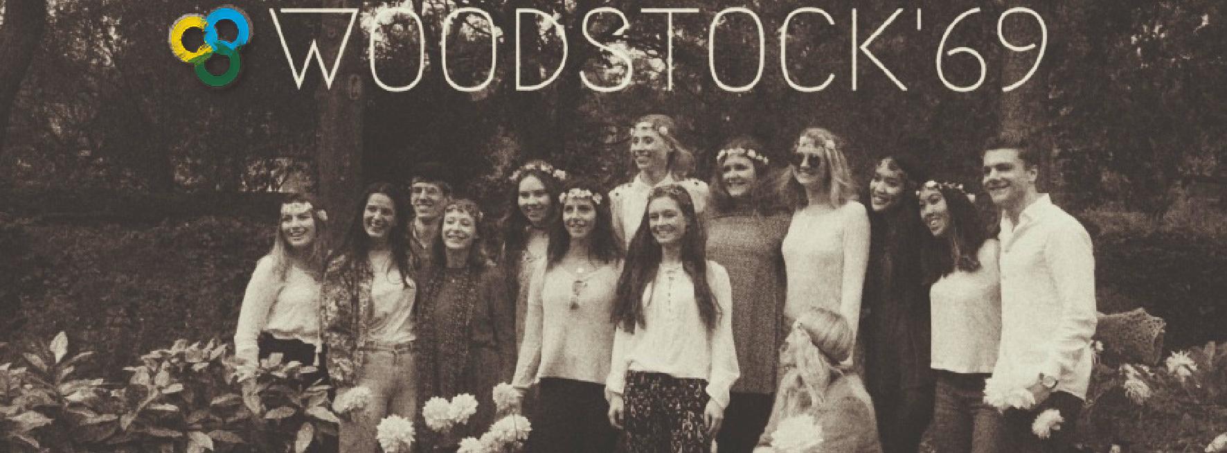 Woodstock '69: Flowery Fun