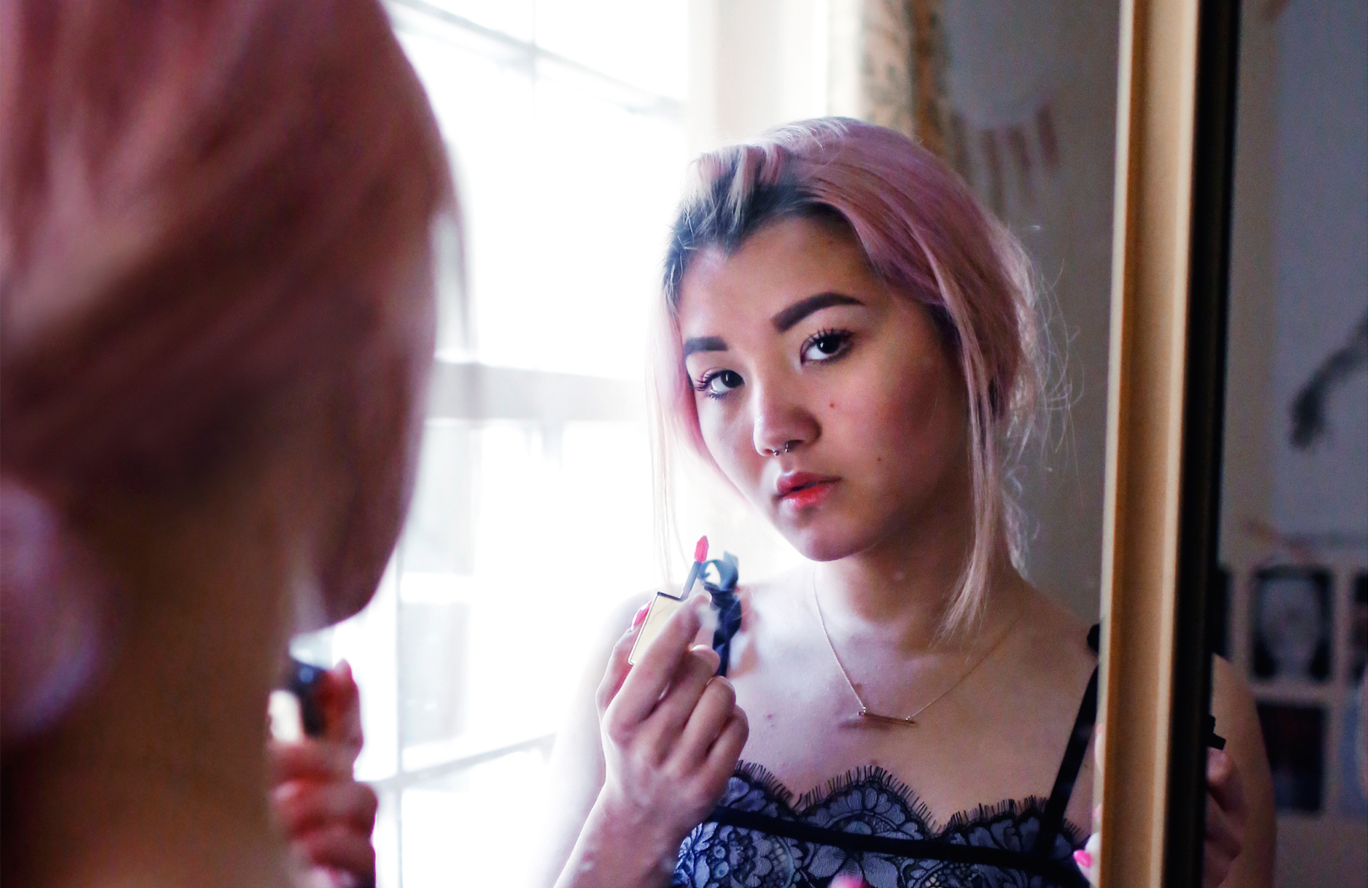 Day Drinking with Vienna Kim: A Conversation with a Future Voice of Fashion