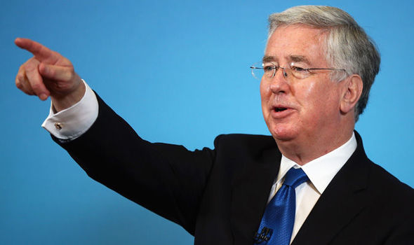 Resurgent Russia: An Education from Michael Fallon