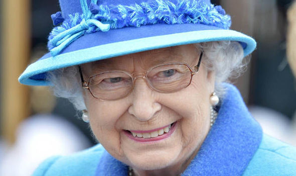 The Queen Celebrates Her Sapphire Jubilee
