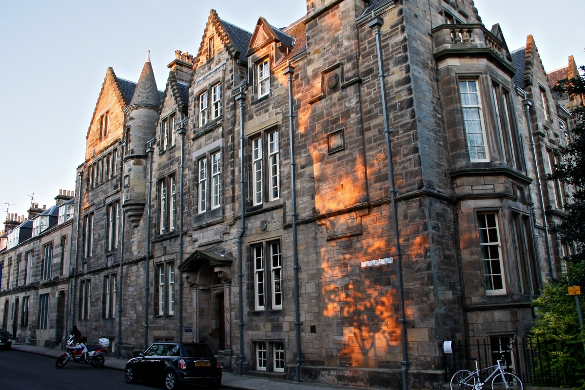 University hall st andrews
