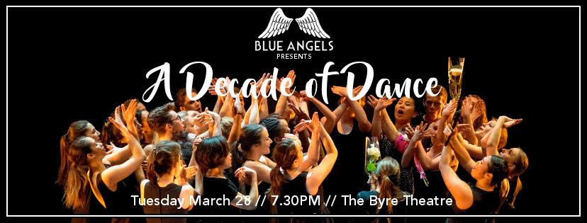 Blue Angels Celebrate Ten Year Anniversary