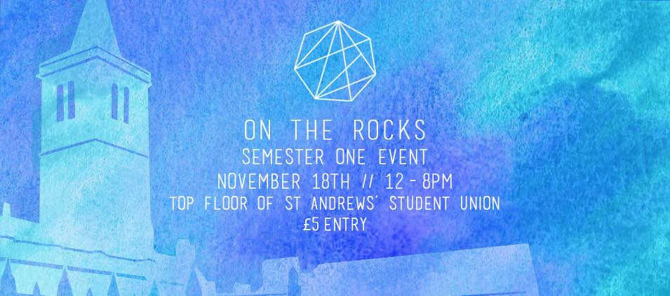 What's Coming Up On The Rocks?