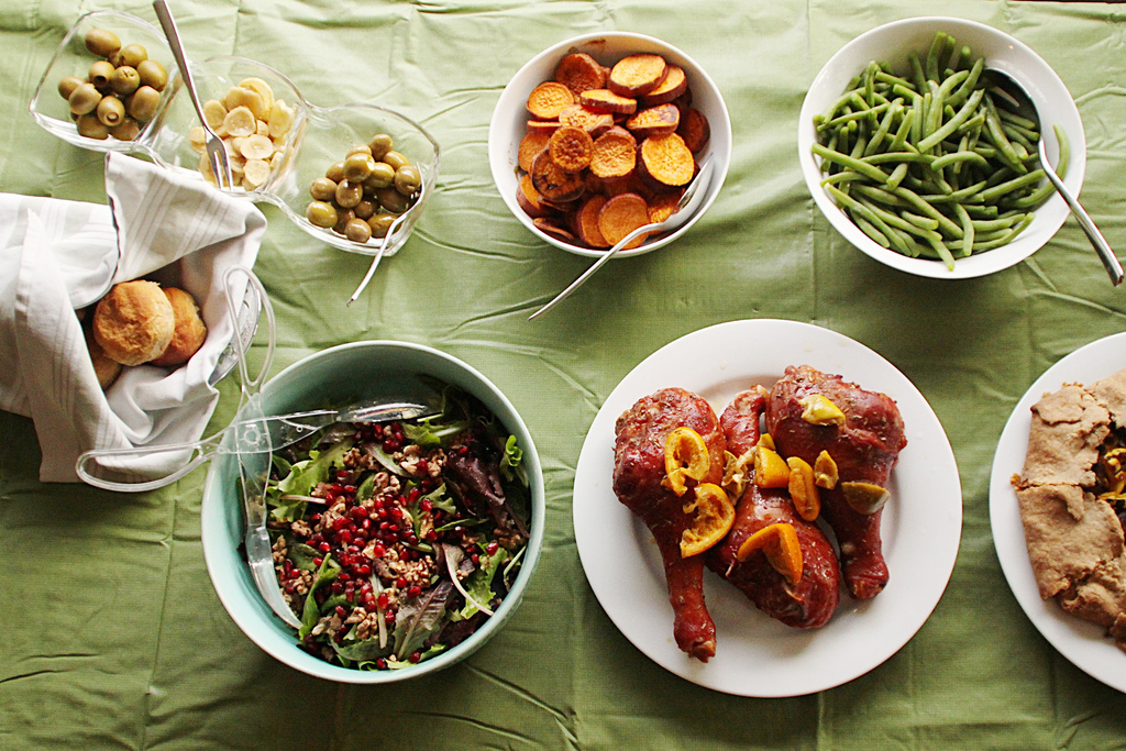 A Beginner's Guide to Thanksgiving, Part 1: What to Buy