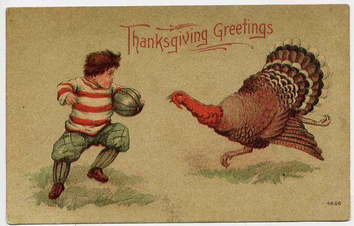 A Beginner's Guide to Thanksgiving, Part 2: What to do on the day