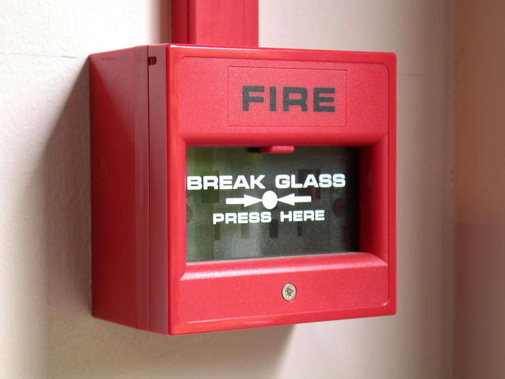 Fire Alarms Set Off at Record High