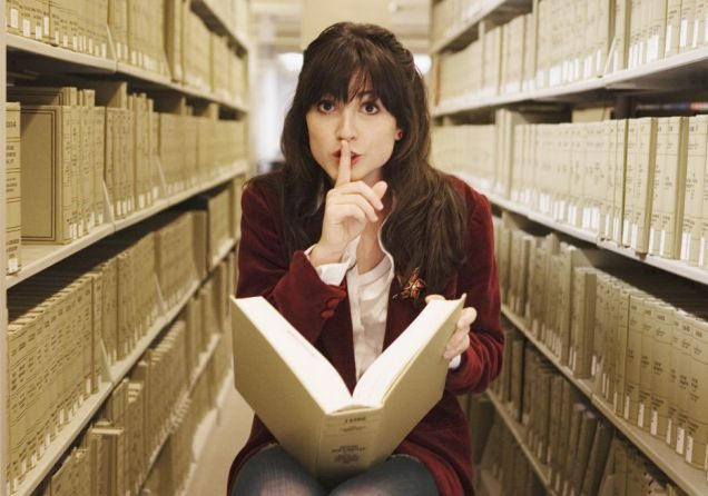 An Open Letter to Freshers in the Library