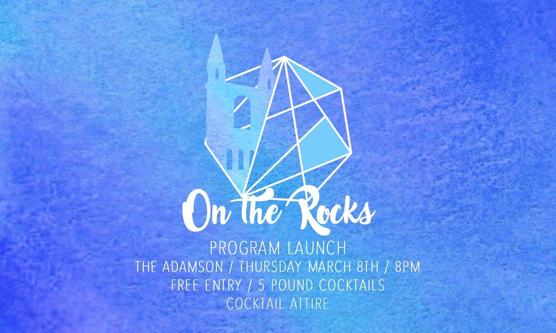 On The Rocks Festival Programme Launch