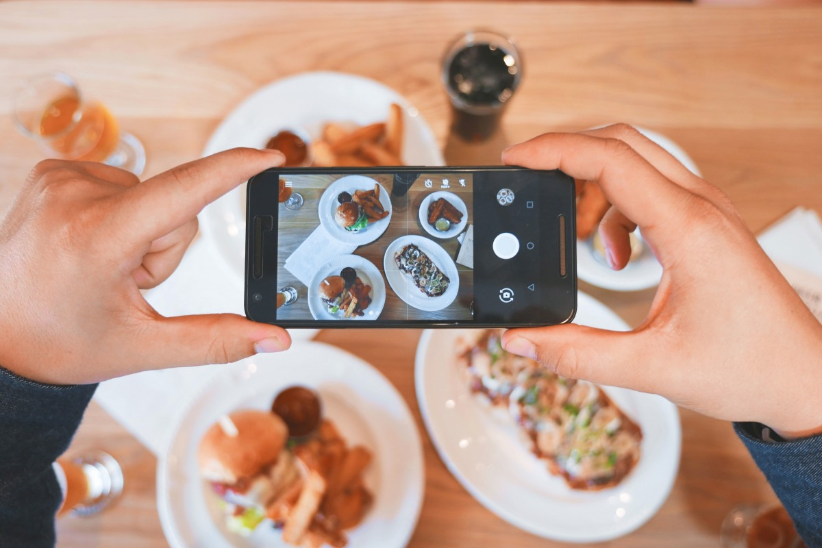 How to Instagram Food Like a Pro