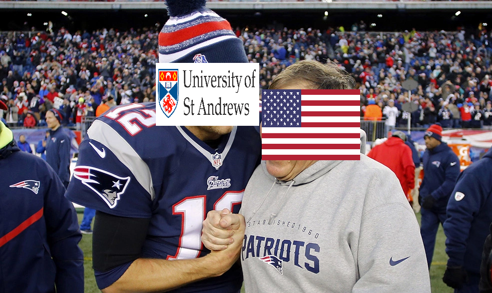 How To Super Bowl in St Andrews
