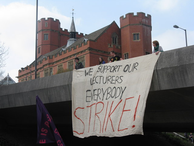 Why You Should Care About the UCU Strikes: The Lecturers' Perspective