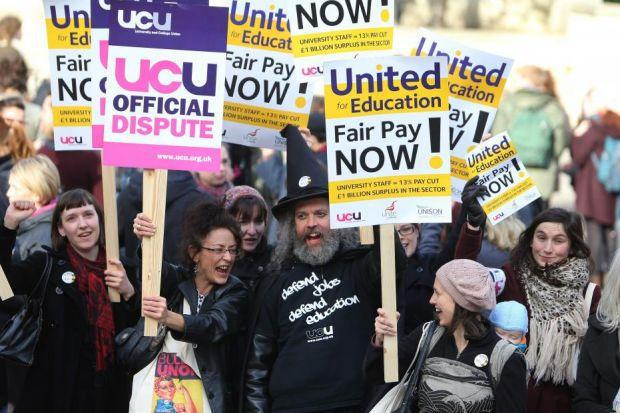 "The UCU Strikes Aren't a Simple Case of ""For"" or ""Against"""