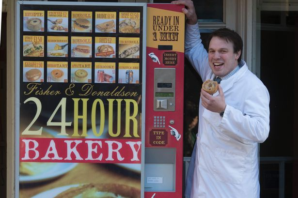 The South Street Bakery Vending Machine: A Full Review