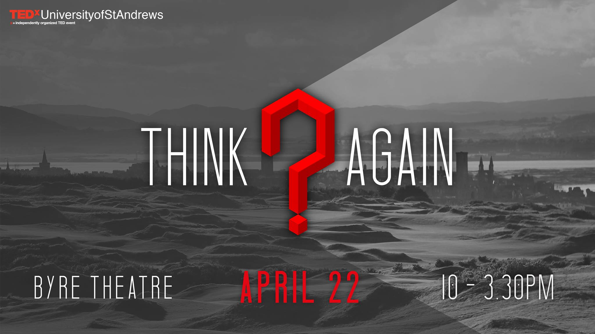 Think Again with TEDx!