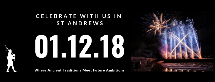 Press Release: St Andrews Day