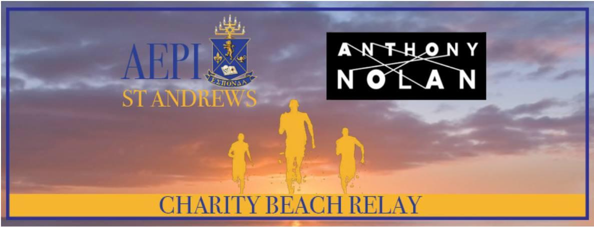 AEPi's Annual Charity Beach Run