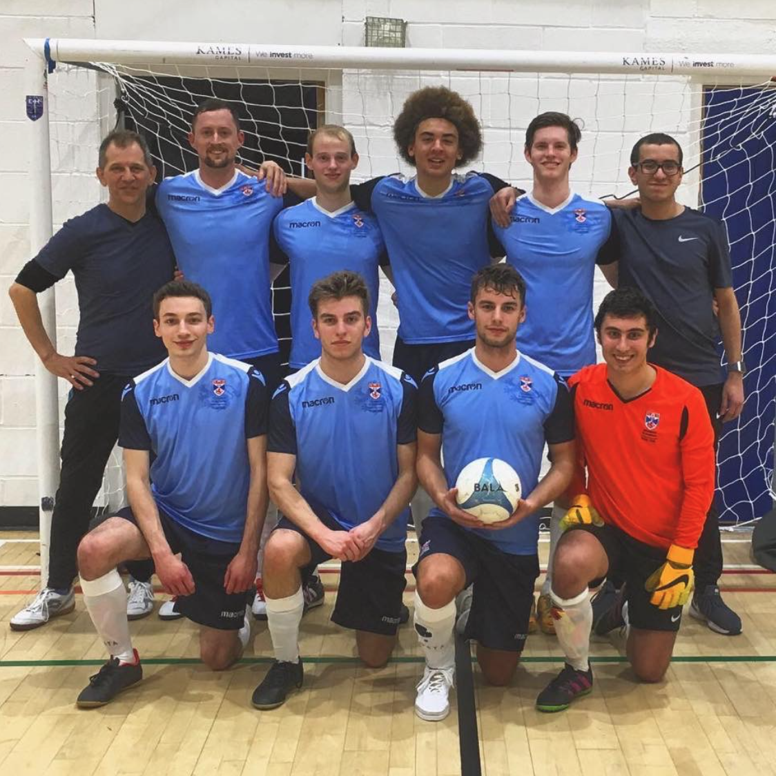 A New Age for BUCS Futsal in St Andrews: The Saints Dominate