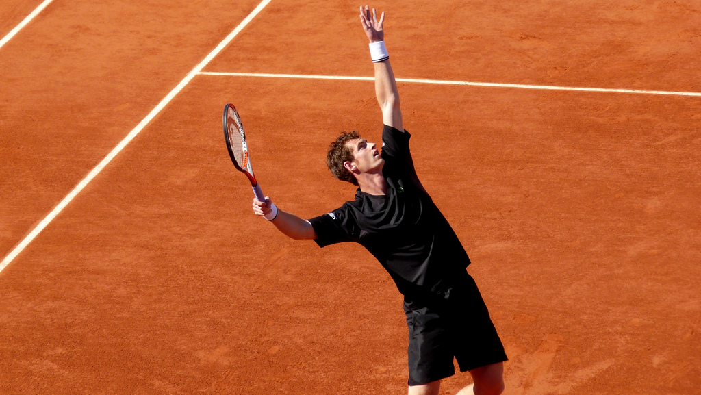 Andy Murray – Britain's Finest