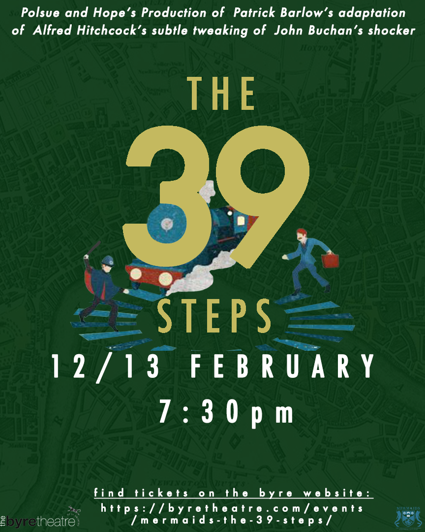 39 Steps: Previewed
