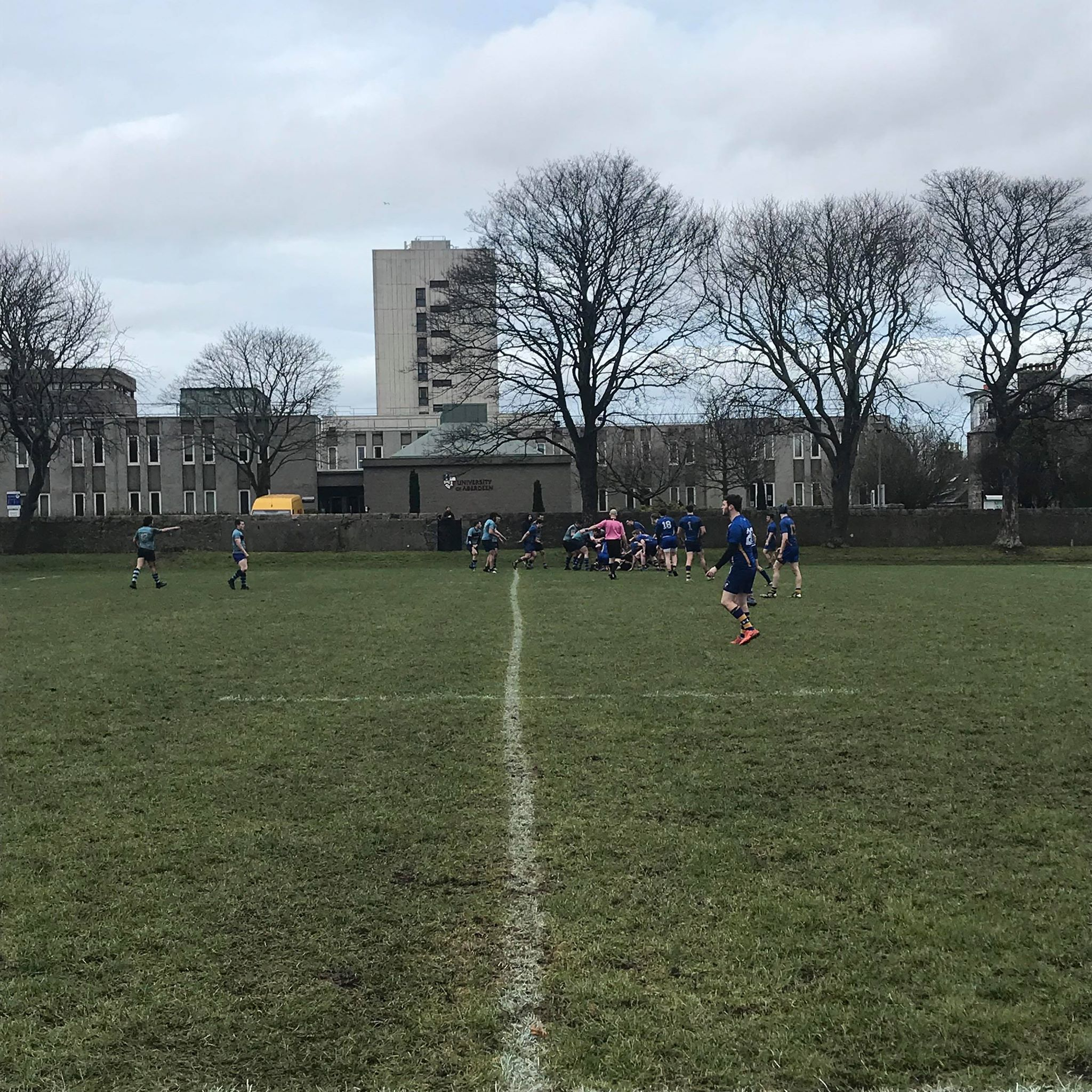 A Quick Rugby Recap: St Andrews 3rd XV vs. Aberdeen 2nd XV