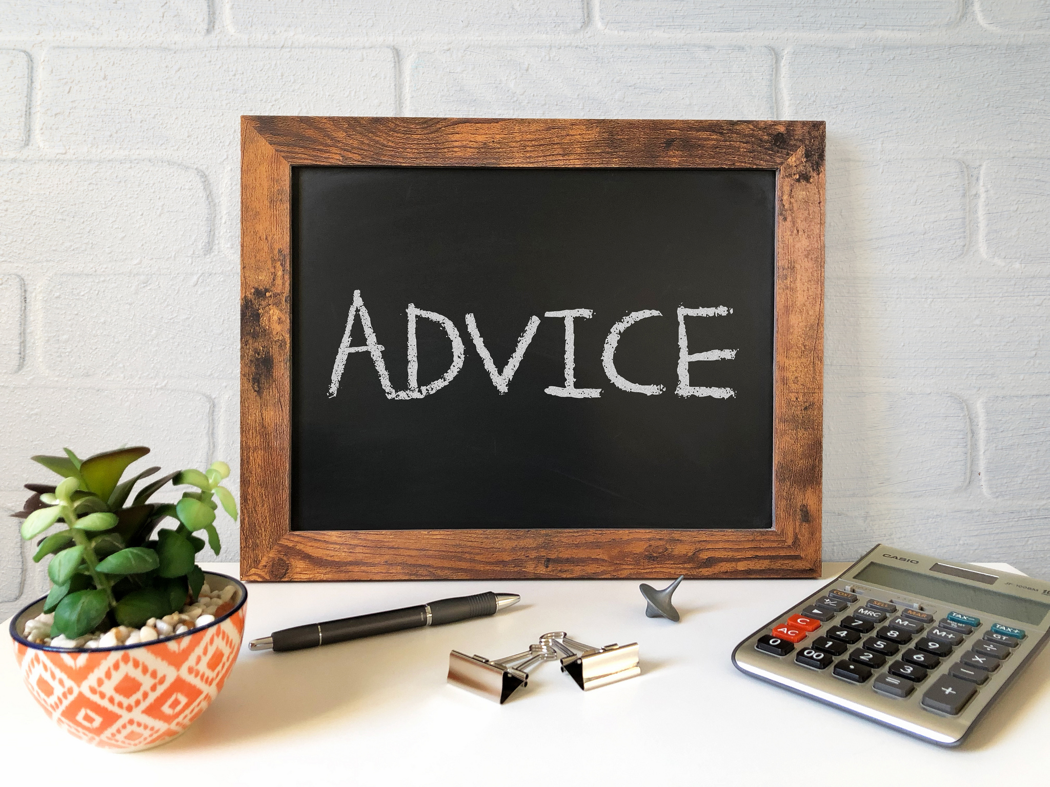 Agony Andrews: advice for students