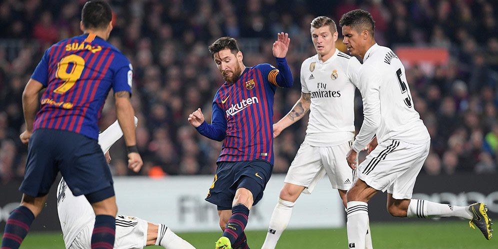 El Clasico Plays Out as an Entertaining Draw in First Leg of Copa Del Rey Semi-final