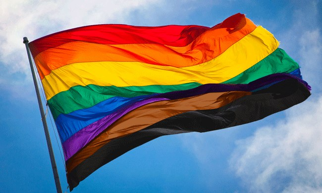 Changing the Rainbow Flag: A Colourful Cop-Out