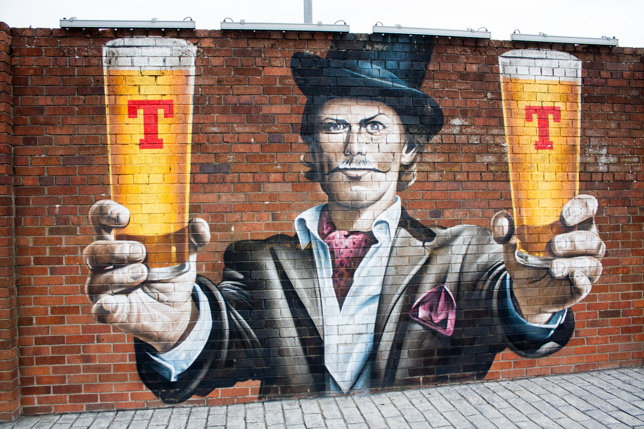 All I'm saying is, give Tennent's a chance: