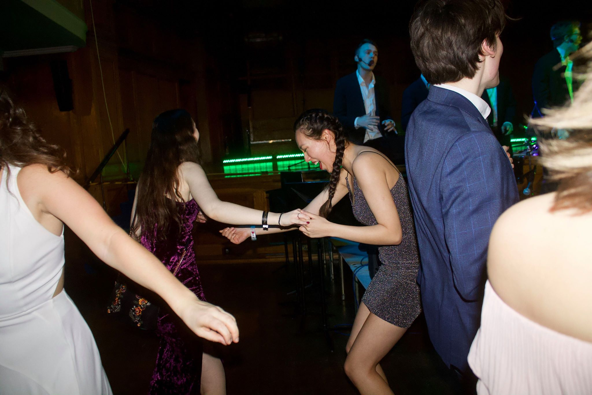 Bacchanalia: A Night of Highs and Lows