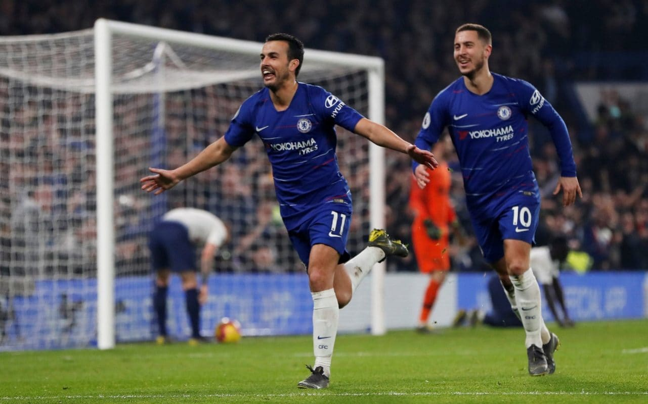 Impressive Chelsea Team Earns Key Victory Against Spurs