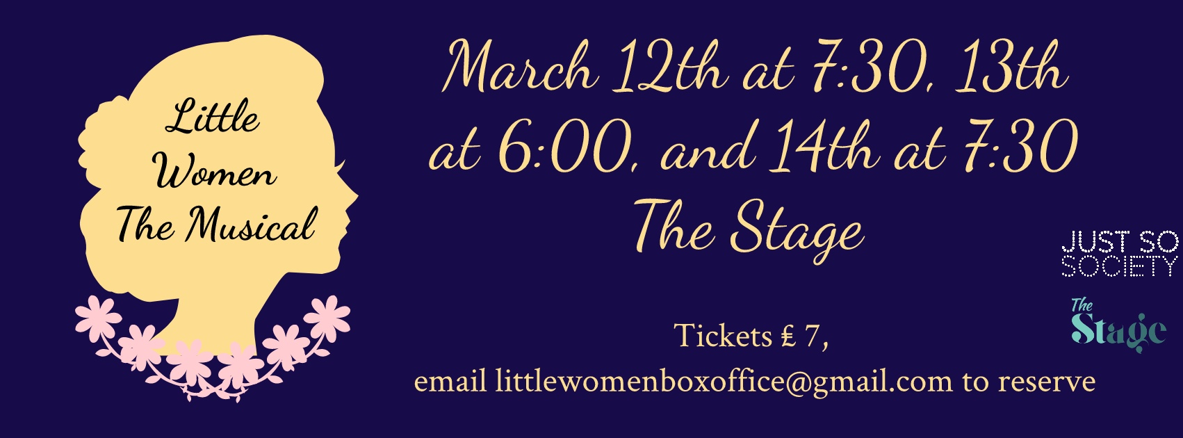 Little Women on the StAge: Previewed