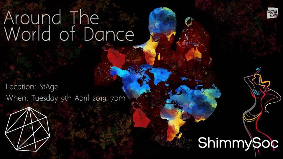 Around the World in Ten Dances, Around The World Of Dance: Reviewed