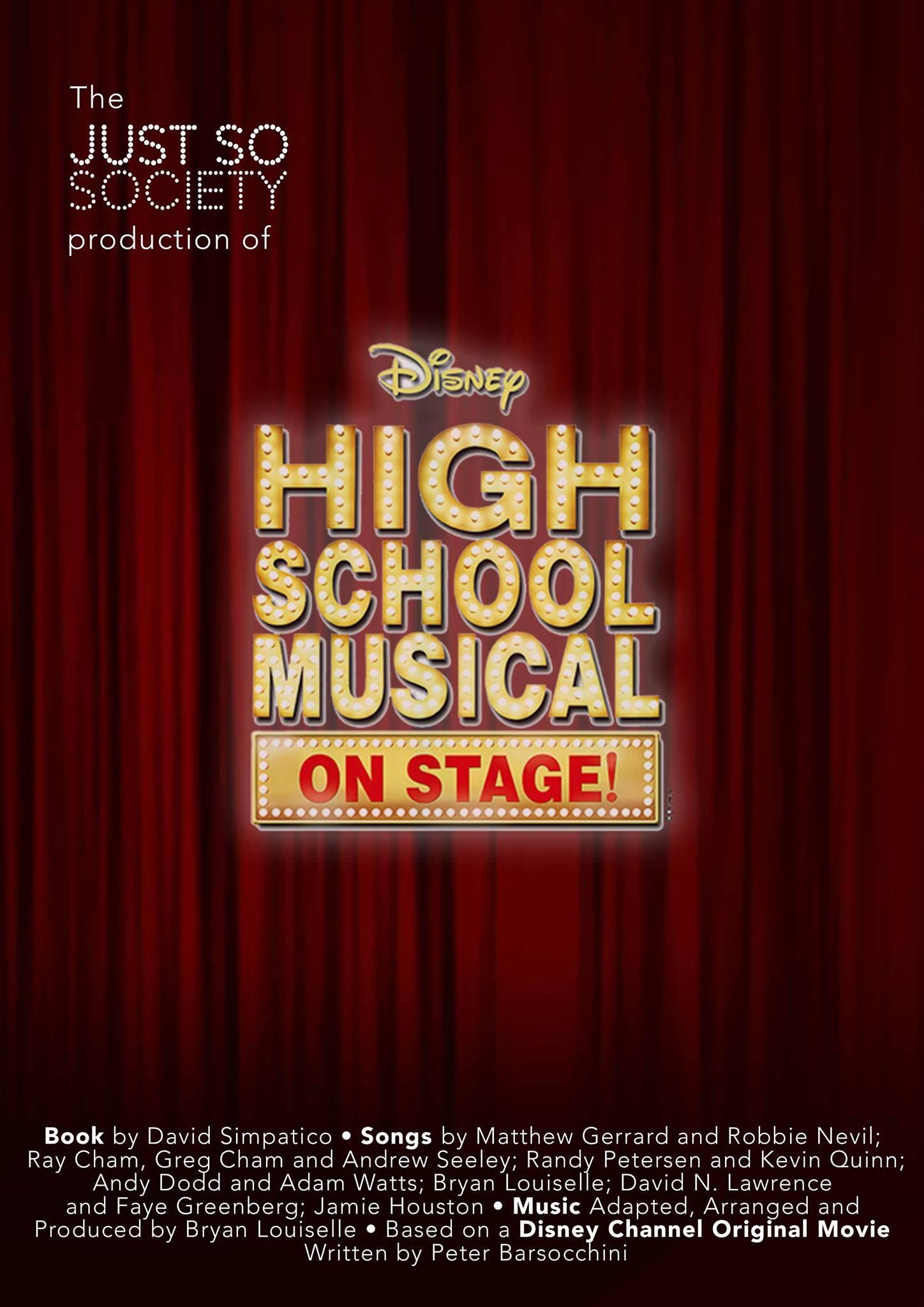 High School Musical: Previewed