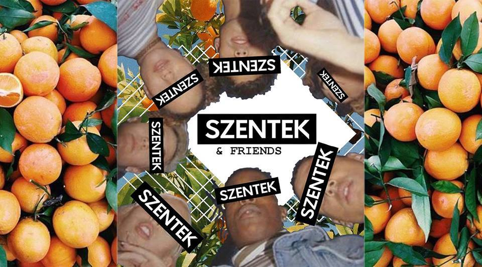 Szentek and Friends: A Day and Night Session of Revelry and Art Across Two Venues