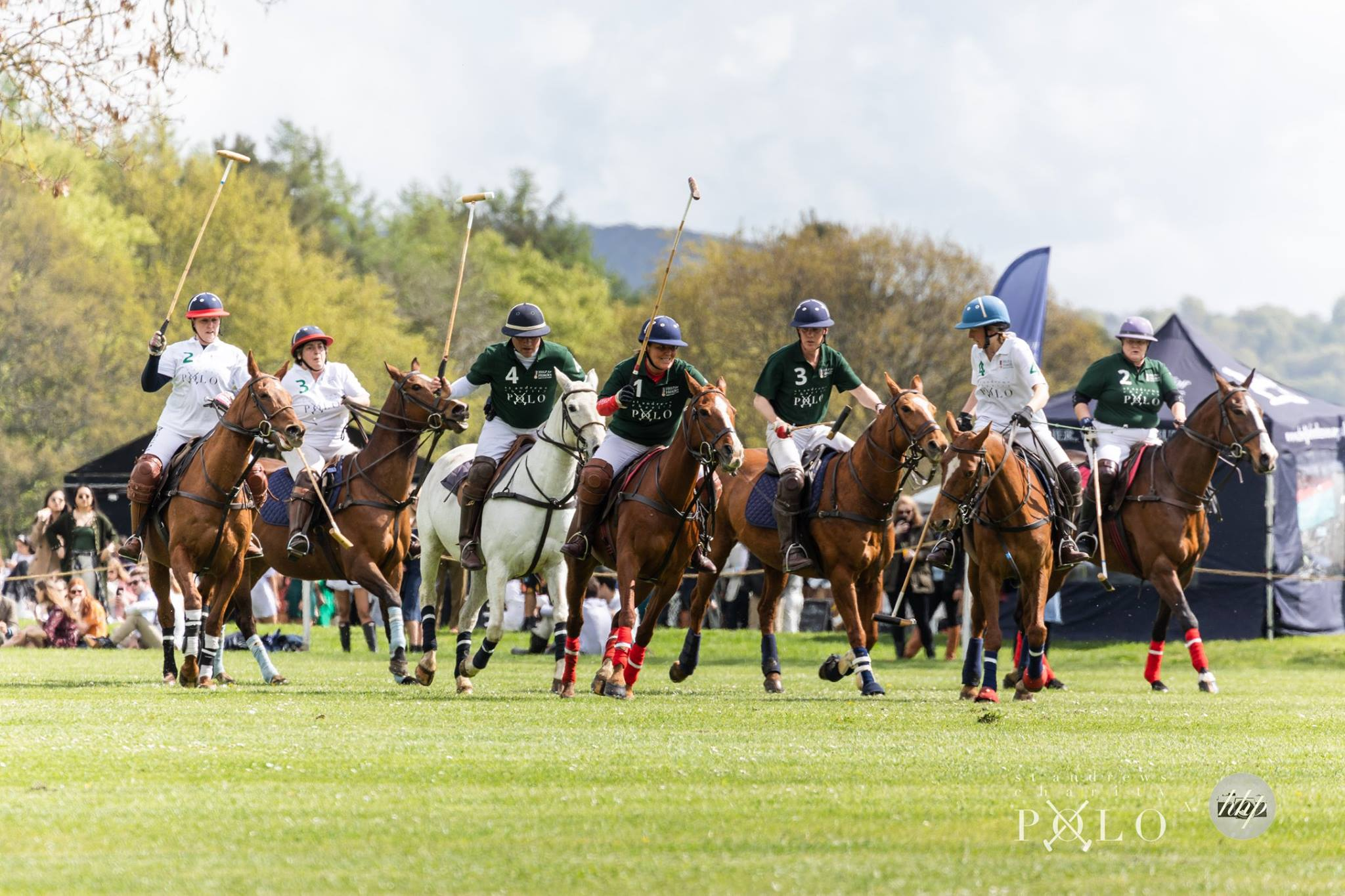 St Andrews Charity Polo Tournament 2019: A Springtime Success