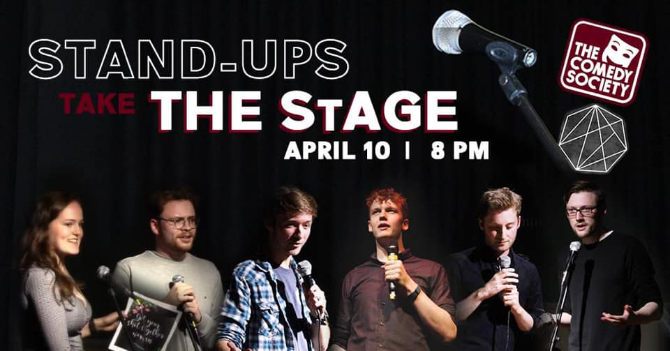 Stand-Ups Take the Stage: Reviewed