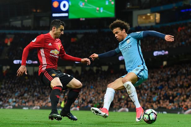 Dominant City Beat Rivals United to Go Top of the League